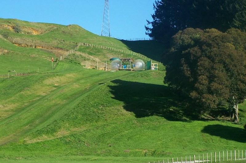 New Zealand Zorb