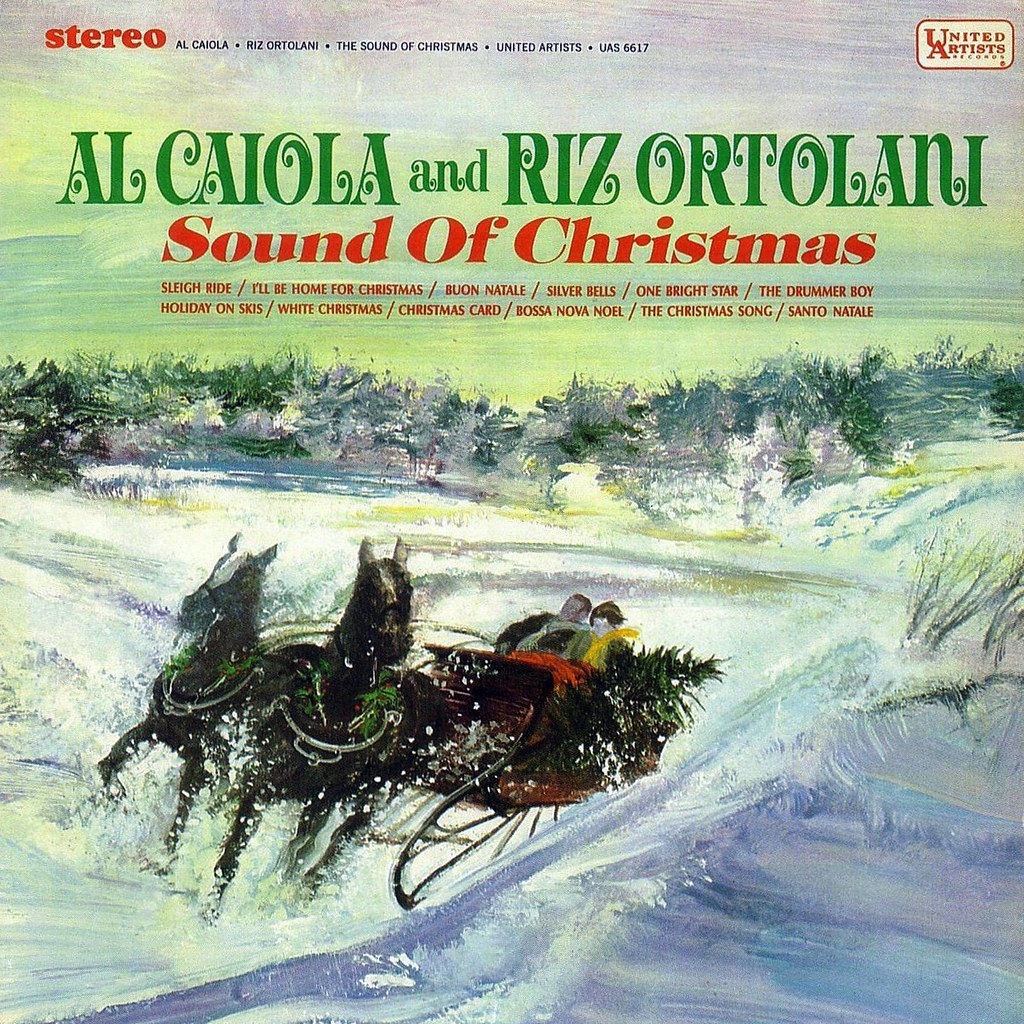 Al Caiola & Riz Ortolani - Sound of Christmas