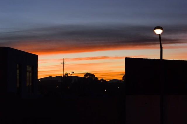 Último amanecer 2010