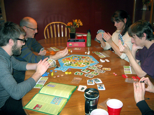 Longest Catan Game Ever