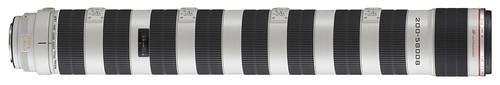 Longest Lens in the World