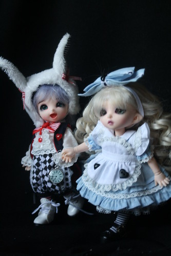 Bunbun and Allie