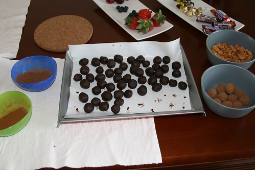 truffles - in progress