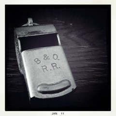 B & O Whistle No. 1