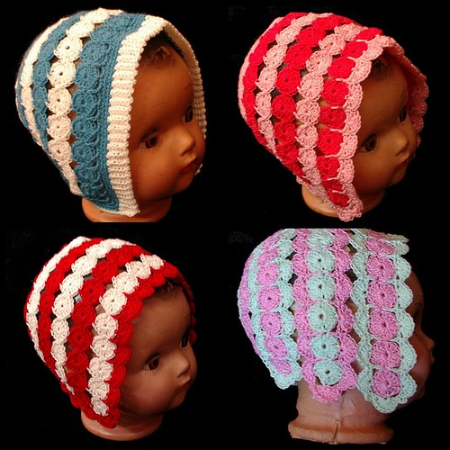 yoyo bonnets