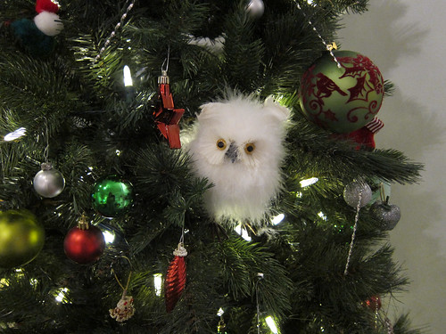 New Ornament: Owl