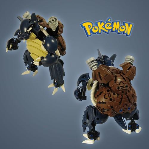 Pokemon: Blastoise