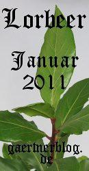 Garten-Koch-Event Januar 2011: Lorbeer [31.01.2011]