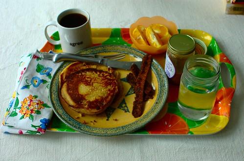 snow-ice day breakfast