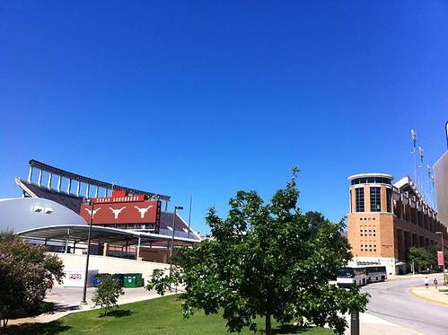 Austin Longhorn Football Stadium