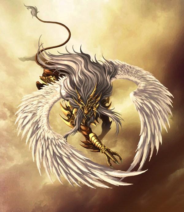Dragon Wind Wallpapers World - Tattoo Design