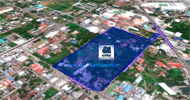 SM City General Santos to open wider and better San Miguel Street