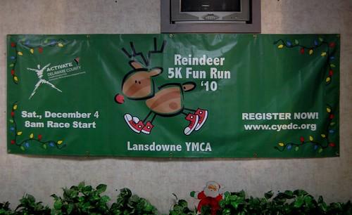 Landsdowne YMCA 5K Reindeer Run
