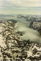 East Coast of Baffin Island in spring