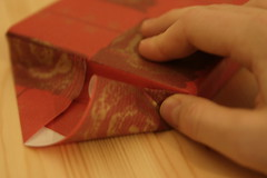 Correct gift wrapping 11
