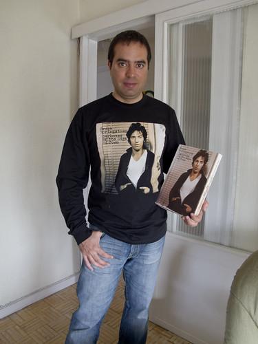 Camiseta TVE