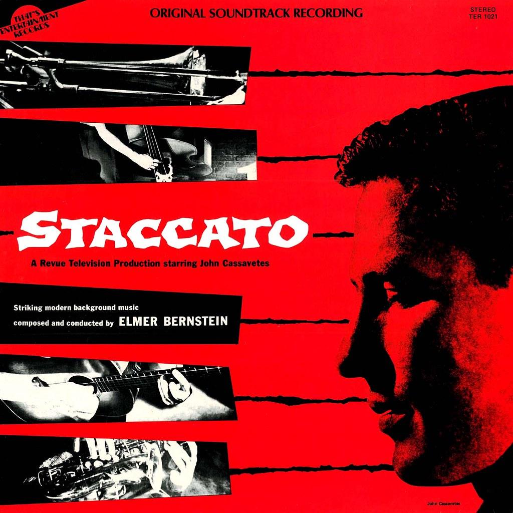 Elmer Bernstein - Staccato
