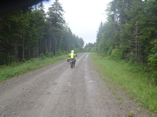 Laverty Auto Road, Fundy National Park