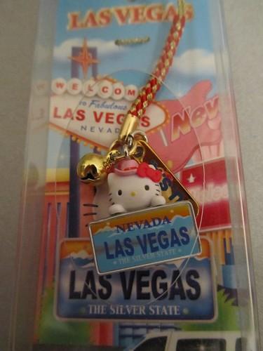 Hello Kitty Las Vegas charm