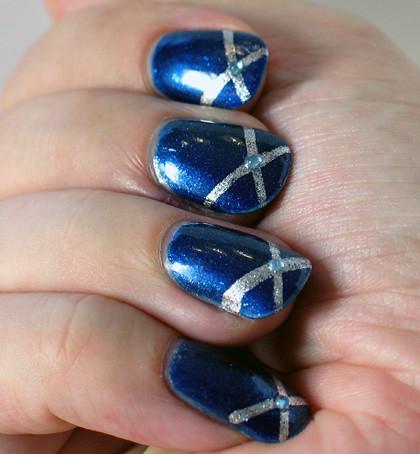 Scottish flag :D