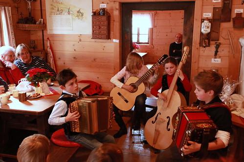 """Die jungen, sehr talentierten Nachwuchsmusiker - """"2+2"""""""