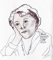 María Leonarda Ascencio for JKPP