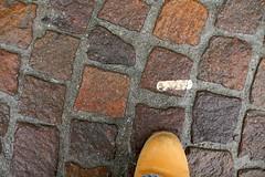 Pavement rubber band