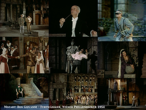 フルトヴェングラーのドン・ジョヴァンニが、ハイビジョン・リマスターでハイヴィジョン放送。