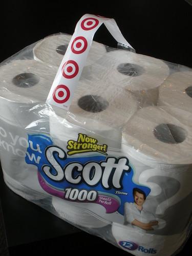 toilet paper strap
