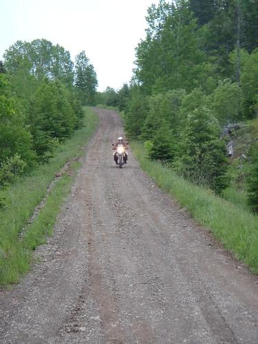 Random driveway in Nova Scotia
