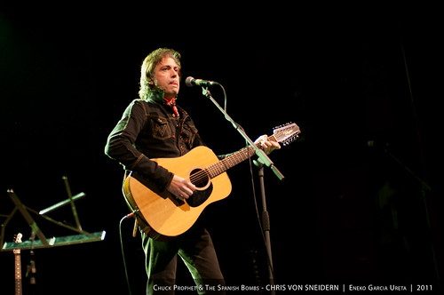 Chuck Prophet & The Spanish Bombs - 1