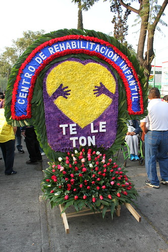 Peregrinación Teletón