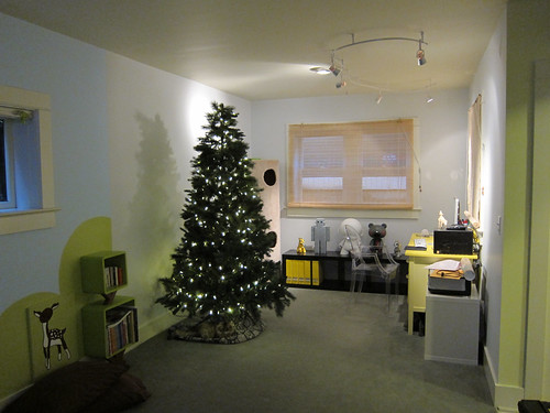 Office-slash-Christmas Tree Room