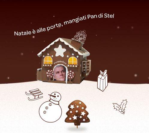 Natale è alle porte mangiati pan di stelle