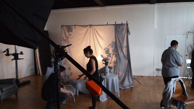 Josephson Opticians 75th Shoot Behind The Scenes