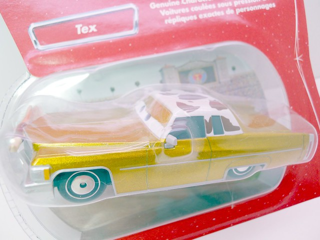 disney store CARS tex Dinoco (2)