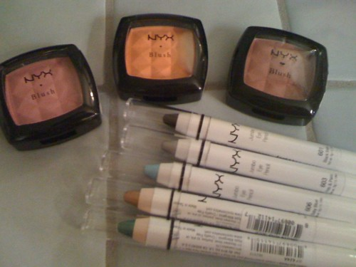 cosmetics nyx