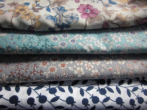 Pendrell Sew-Along: Fabric Choices