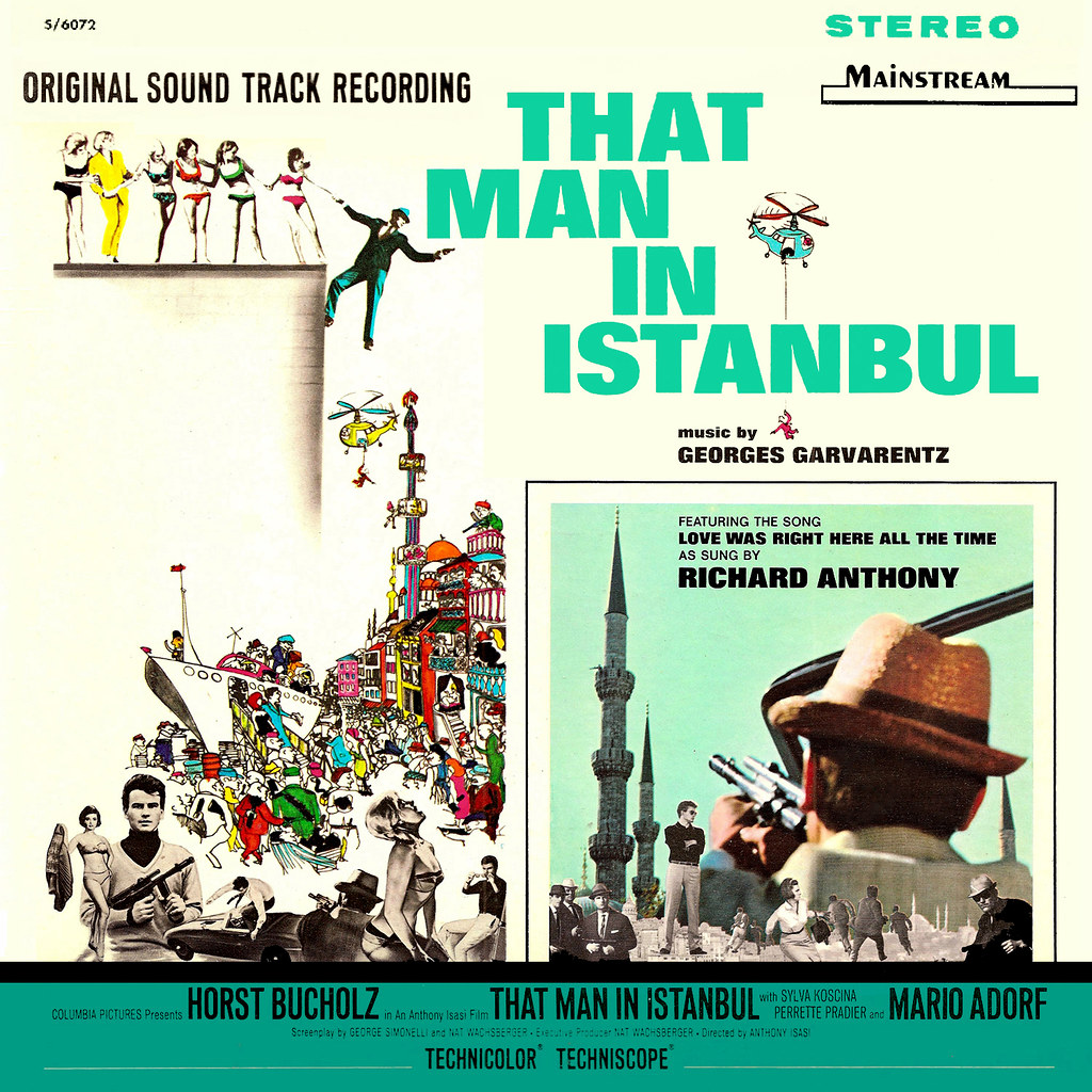 Georges Garvarentz - That Man in Istanbul