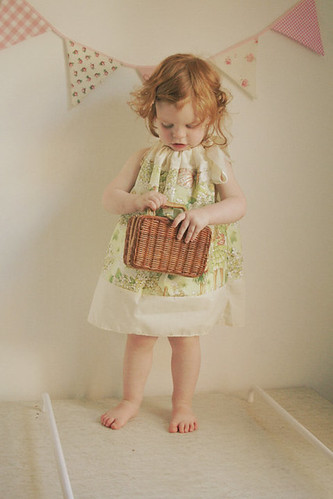 Another pretty Hollie-in-Bloom dress  - photo by Gingerlillytea