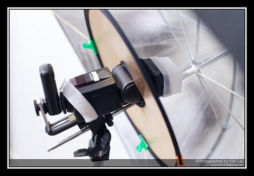 [DIY] Tata!!! UmbrellaDish!