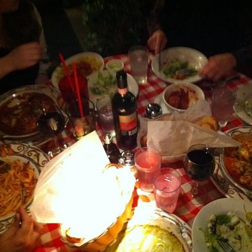 Big beautiful dinner