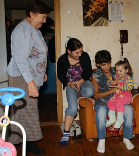 Foto Ibu Termuda dan Cewek Paling Cantik Seksi di Rusia