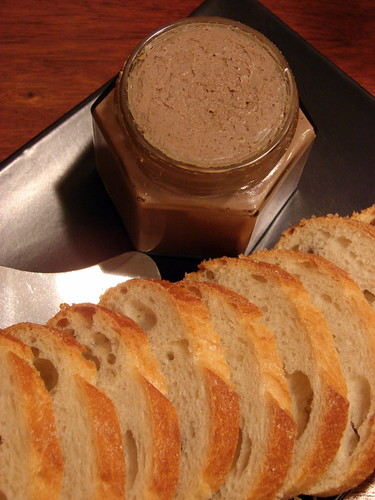 Tuscan Chicken Liver Pate