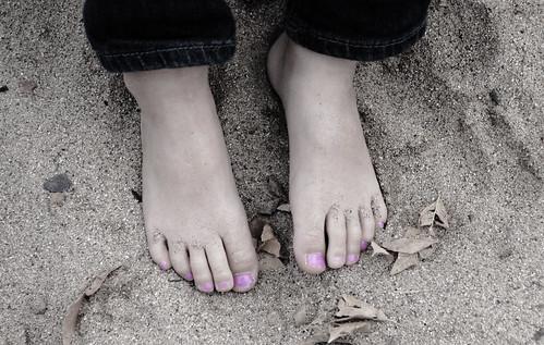 2/365 tiny toes