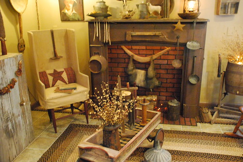 Primitive Country Decorating A Storybook Life