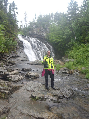 Laverty Falls, Fundy National Park