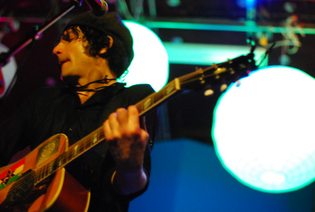 jesse malin & the st mark's social @ kings barcade