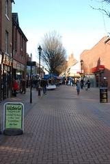 Around Retford town 21 Jan '11 Beautiful day #...