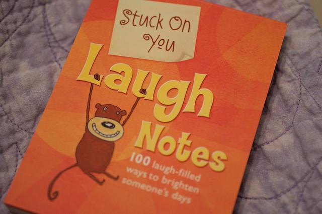 laugh notes